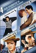 Elvis Presley Classics: 4 Film Favorites , Elvis Presley