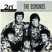 20th Century Masters: Millennium Collection , The Osmonds