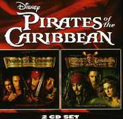 Pirates of the Caribbean: Double Pack (Original Soundtrack) [Import] , Various Artists