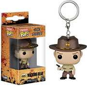 FUNKO POCKET POP! KEYCHAIN: The Walking Dead - Rick Grimes