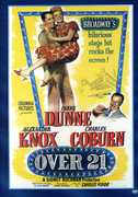 Over 21 , Irene Dunne