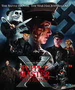 Puppet Master X: Axis Rising , Levi Fiehler