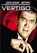 Vertigo , James Stewart