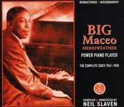 The Complete Sides 1941-1950 , Big Maceo