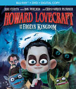 Howard Lovecraft And The Frozen Kingdom , Christopher Plummer