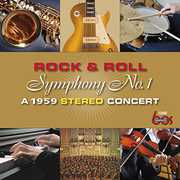 Rock & Roll Symphony 1 /  Var , Various Artists