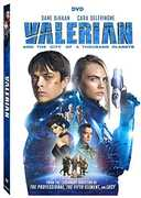 Valerian and the City of a Thousand Planets , Dane DeHaan