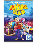 Monster Island , Katie Leigh