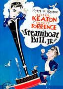 Steamboat Bill, Jr. , Buster Keaton