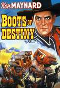 Boots of Destiny , Edward Cassidy