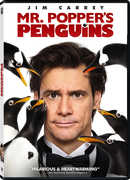 Mr. Popper's Penguins , Jim Carrey