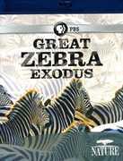 Nature: Great Zebra Exodus , Chris Morgan