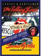 The Rolling Stones: Anniversary Edition: 3 Disc Set , The Rolling Stones