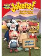 Jakers! The Adventures Of Piggley Winks: Legends Of Raloo