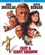 Cast a Giant Shadow , Kirk Douglas