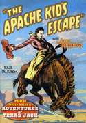 The Apache Kid's Escape /  Adventures of Texas Jack , Wally Wales