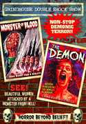Demon (1981) /  Monster of Blood (1982) , David Warbeck