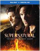 Supernatural: The Complete Tenth Season , Jared Padalecki