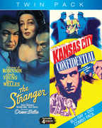 Blu-ray Twin Pack: Kansas City Confidential & the , John Payne