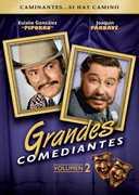 Grandes Comediantes 2 , Joaquin Pardave