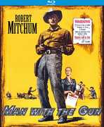 Man With the Gun , Robert Mitchum