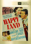 Happy Land , Anne Rutherford