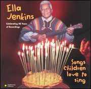 Songs Children Love to Sing , Ella Jenkins