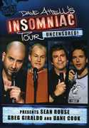 Dave Attell Insomniac Tour Pres Sean Rouse Greg