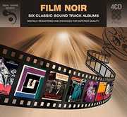 Film Noir Six Classic Soundtracks /  Various [Import] , Various Artists