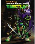 Teenage Mutant Ninja Turtles: Rise of the Turtles , Greg Cipes