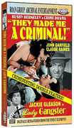 Lady Gangster & They Made Me a Criminal , John Garfield