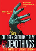 Children Shouldn't Play With Dead Things , Alecs Baird