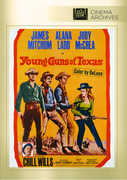 Young Guns of Texas , James Mitchum
