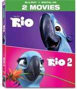 Rio 2-Movie Collection , Jesse Eisenberg
