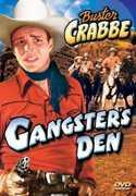 "Gangster's Den , Larry ""Buster"" Crabbe"