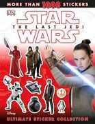 Star Wars The Last Jedi Ultimate Sticker Collection