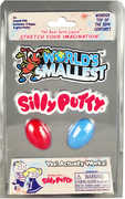 World's Smallest Silly Putty