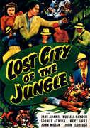 Lost City of the Jungle , Lionel Atwill