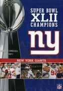 NFL Super Bowl Xlii Champions , Eli Manning