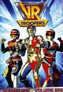VR Troopers: Season One - Volume One , Michael Sorich