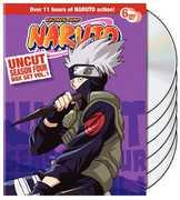 Naruto Uncut Season 4: Volume 1 Box Set