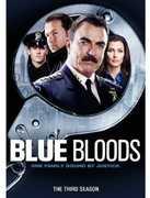 Blue Bloods: The Third Season , Tom Selleck