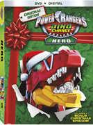 Power Rangers Dino Charge Hero , Brennan Mejia