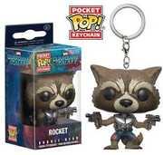FUNKO POCKET POP! KEYCHAIN: Guardians Of The Galaxy Vol.2 - Rocket