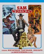 Sam Whiskey , Burt Reynolds