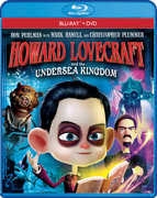 Howard Lovecraft And The Undersea Kingdom , Christopher Plummer