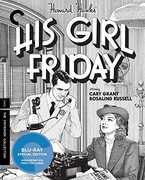His Girl Friday (Criterion Collection) , Cary Grant