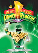 Mighty Morphin Power Rangers: Green with Evil , Rory Calhoun