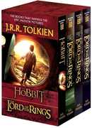 J.R.R. Tolkien 4-Book Boxed Set: The Hobbit and The Lord of the Rings , J. R. R. Tolkien