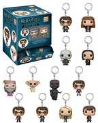 FUNKO POP! KEYCHAIN: Harry Potter 24Pc Blindbox (One Figure Per Purchase)